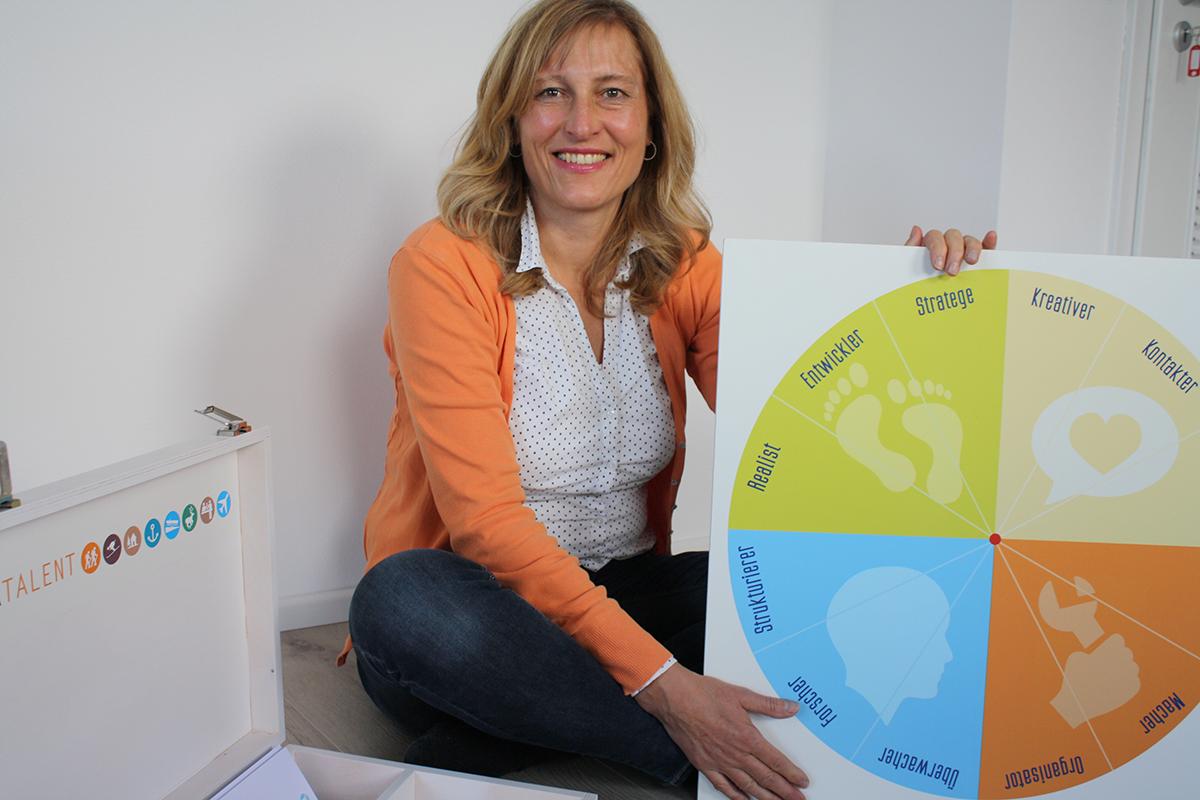 Talente und Stärken Christine Moser Coach und Trainerin
